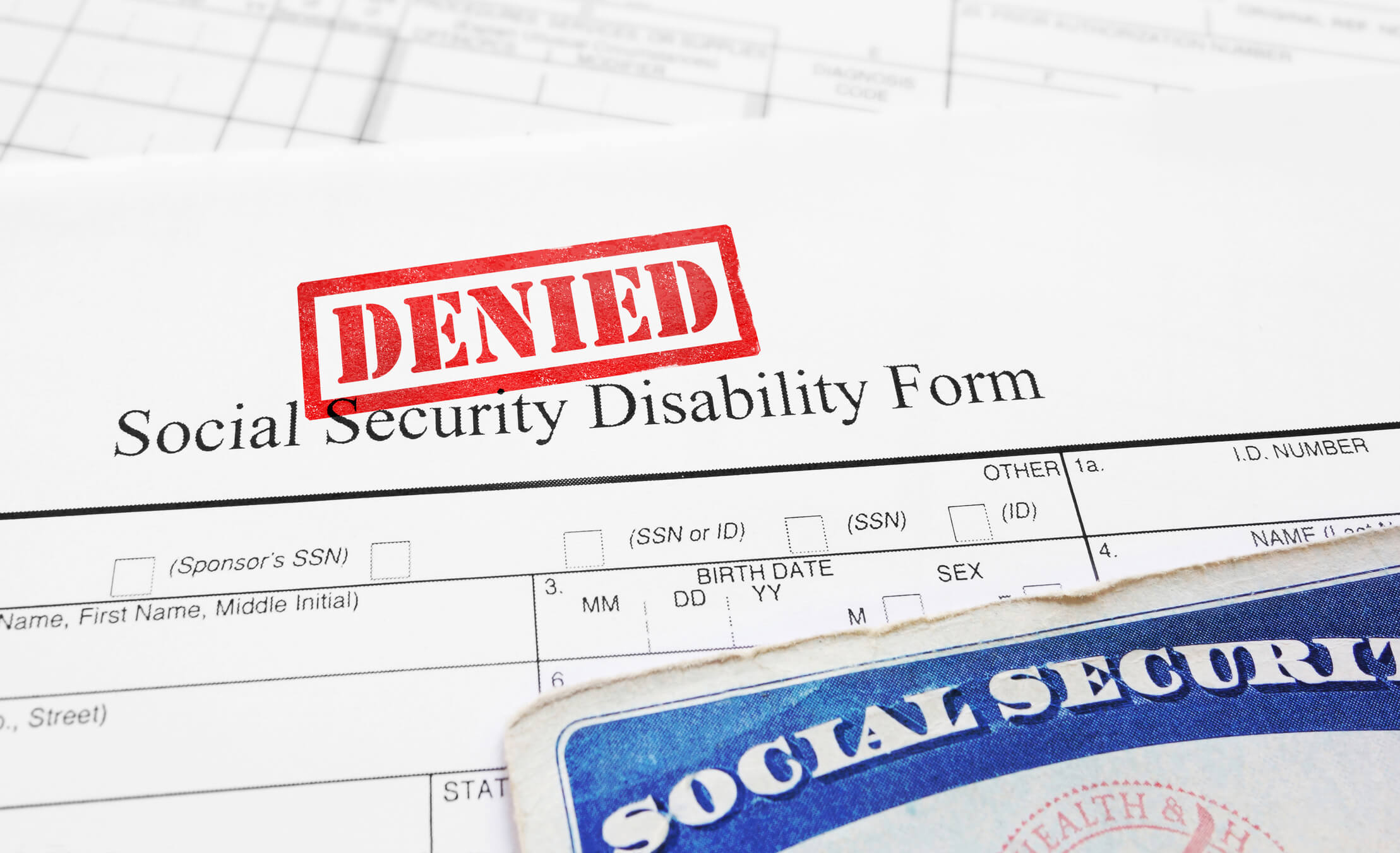 The Disability Law Group discusses what you should do if you have been denied social security disability benefits.