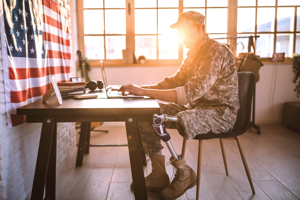 Veteran applying for disability back pay