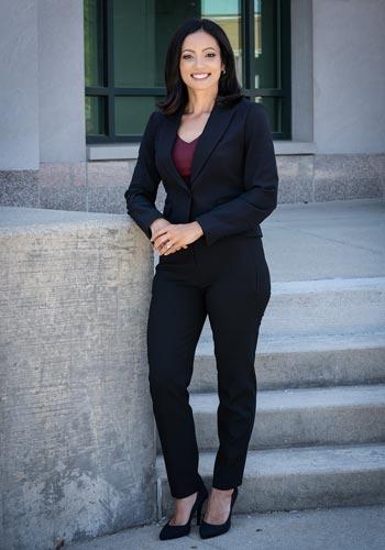 Attorney Erika Riggs