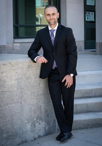 Attorney Randall Mansour