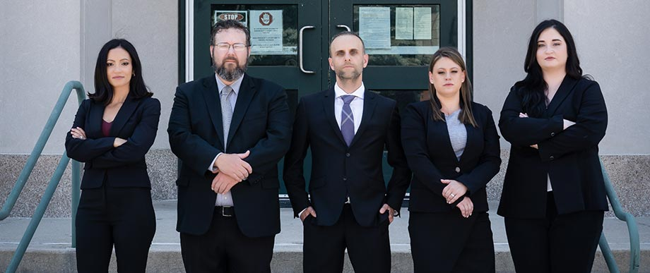 The attorneys of DLG