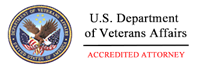 US Department of Veterans Affairs Accredited Attorney