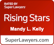 Rated by Super Lawyers, Rising Stars Mandy L. Kelly